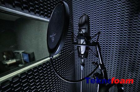 Akustik Special Sünger Ses Yalıtımı