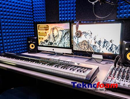 Evde Stüdyo Odası Ses Yalıtımı
