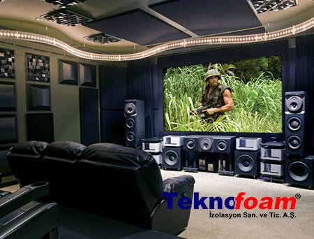 Evlerde Mini Sinema Odası