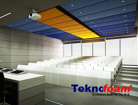 Konferans Salonu Ses Yalıtımı Fiyatları