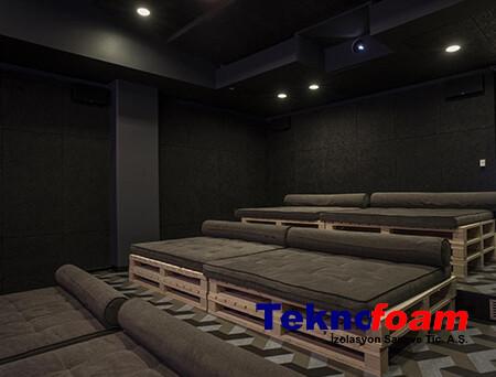 Mini Sinema Odası Ses Yalıtımı
