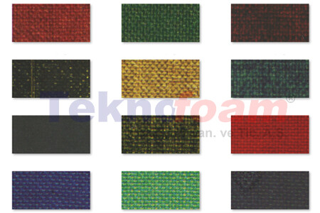 Tekno1 Plasmen Akustik Kumaş Renkleri