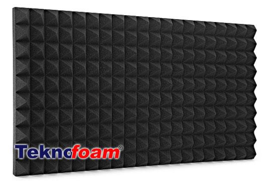 yanmaz akustik piramit sünger ses yalıtımı m2 fiyatları