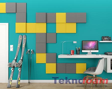 3d kumaş kaplı akustik panel fiyatları