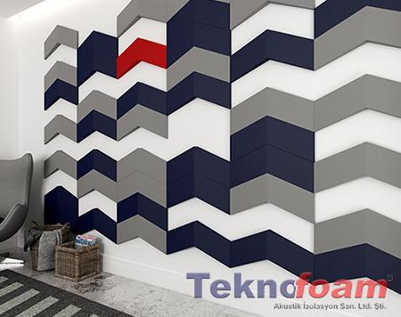 3d kumaş kaplı panel fiyatları