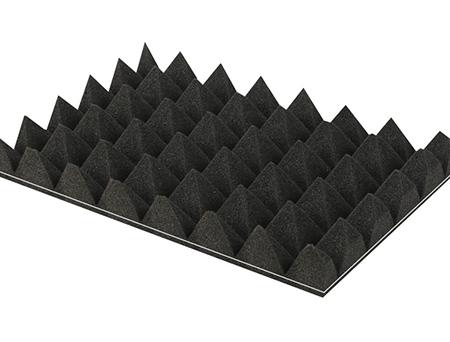 bariyerli akustik piramit sünger m2 fiyatları