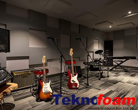 ev ses yalıtımı müzik odası