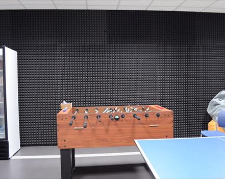 yanmaz akustik ses yalıtım süngerleri m2 fiyatları