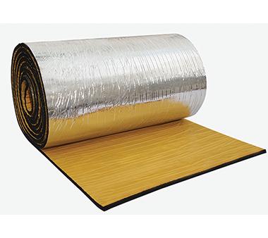 yapışkanlı folyolu elastomerik